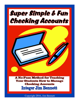 Super Simple & FUN Checking Accounts
