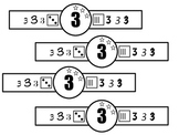 Super Simple Number Bracelets, 123 Bands, Early Math Centers