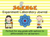 Super Simple Science Experiment Laboratory Journal: Differ