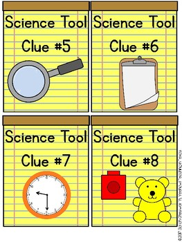 Super Simple Science Tool Activities