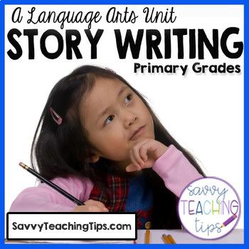 Super Simple Story Writing for Primary Grades