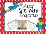 Super Site Word Shake-up