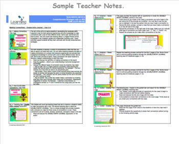 Super Six Comprehension Bundle - Making Connections, Summarising - Year 5+6