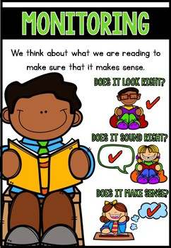 Super Six Comprehension Strategy Posters - Primary