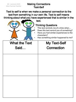 Super Six Reading Comprehension Strategies Worksheet Booklet