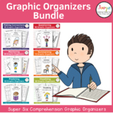 Super Six Graphic Organizers Bundle