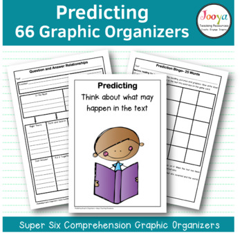 Super Six Reading Strategies - Predicting