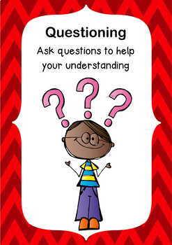 Super Six Reading Strategies - Questioning