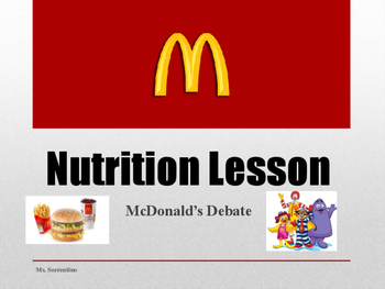 Super Size Me Movie Lessons Bundle (New & Improved)