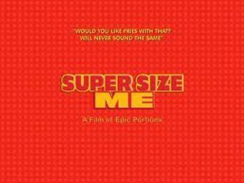 """Super Size Me"" Video Questions"