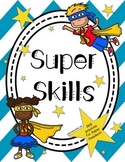 Reading Skills Pack-Third Grade (SUPER SKILLS!)