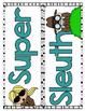 Enrichment Activity: Super Sleuth Daily Clue Challenge