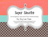 Super Sleuths (Cause and Effect)