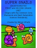 Super Snails: An Integrated First and Second Grade Unit
