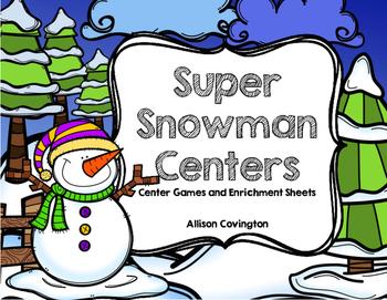 Super Snowman Centers