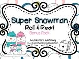 Super Snowmen Roll & Read Bonus Pack-26 games