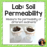 Super Soaked Soil Lab- measuring permeability
