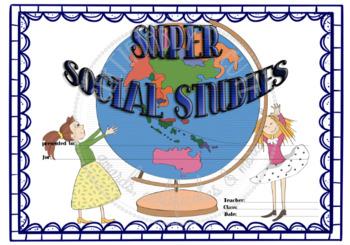Super Social Studies