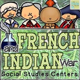 Super Social Studies Centers: French and Indian War