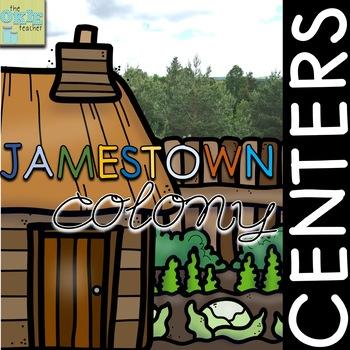 Super Social Studies Centers: Jamestown