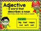 Super Sorting Adjectives and Adverbs
