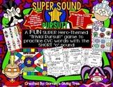 Super Sound Pursuit Game: CVC with Short-O