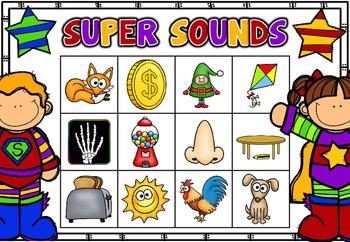 Super Sounds - Literacy Centre
