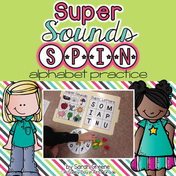 Super Sounds Spin!