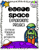 Super Space Explorations Project-STEM