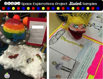 Super Space Explorations Project-STEM