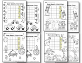Super Speech Sticker Chart & Coloring Page_Package #1
