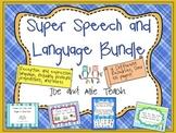 Super Speech and Language Bundle
