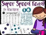 Speed Read {All Year Long!}