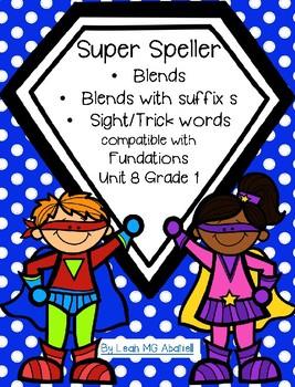 Super Speller ~ Blends