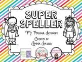 Super Speller Personal Dictionary