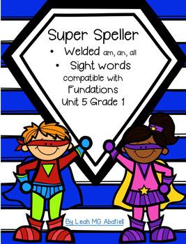 Super Speller - am, an, all
