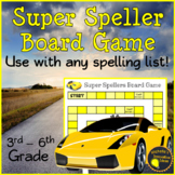 Super Spellers Spelling Game     Use with any list of words!