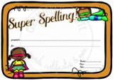 Super Spelling!