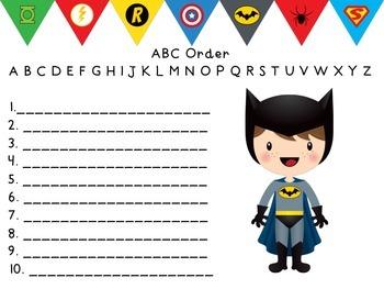 Super Spelling