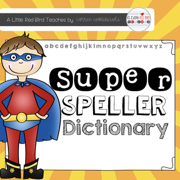 Super Spelling Dictionary