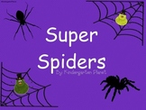 Spiders - Super Spiders