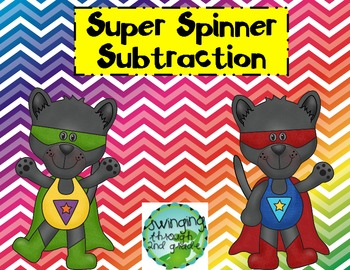 Super Spinner Subtraction