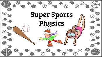 Super Sports Physics