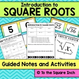 Square Roots Notes