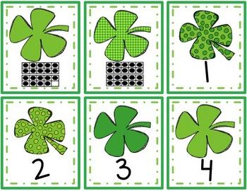 Super St. Patrick's Day {Math and Language Arts Activities}