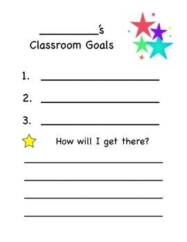 Super Star Behavior Plan