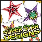 Super Star Kaleidoscope Project