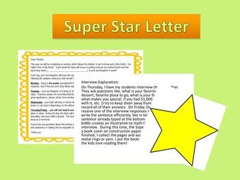 Super Star Letter