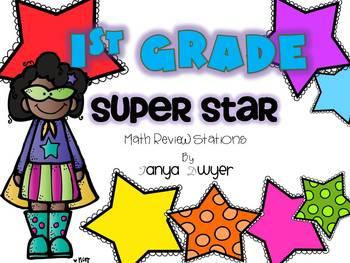 Super Star Math Stations