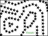 Super Star Maze!